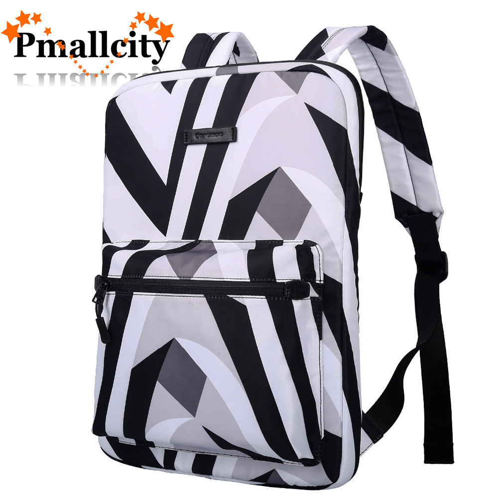 Water Resistant School Laptop Backpack for Women Men College Student Rucksack Fits 13 14 15 15.6 Inch Daypack for Travel Outdoor
