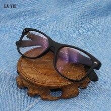 LA VIE Brand Logo 4 Colors Unisex Retro Eyewear Frames Vintage Full Frame Anti blue rays vintage High Quanlity frame Spectacle