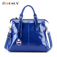 DUUSN 2016 Fashion Handbags Women Messenger Bag New High Quality Leatherette Women Bags Simple Design Casual