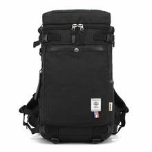 Large capacity and multipurpose Hidden Anti theft Zipper Men School Laptop Backpacks Water Repellent Travel Multi Male Mochila