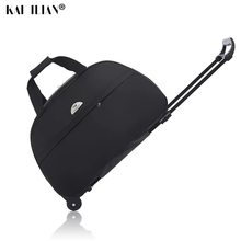 New Waterproof Luggage Bag Thick Style Rolling Suitcase Trolley Luggage Women amp Men Travel Bags Suitcase With Wheels fashion 24 #8221 cheap NoEnName_Null 1 3KG 24CM Carry-Ons Spinner 41CM XIAODAREN Unisex Women luggage rolling travel suitcase fashion travel bags