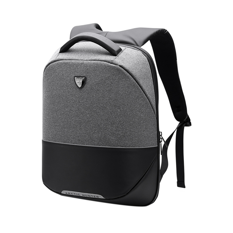 Laptop Backpack Arctic Hunter Bag Women Business Travel Anti-Theft Casual B00216.dark