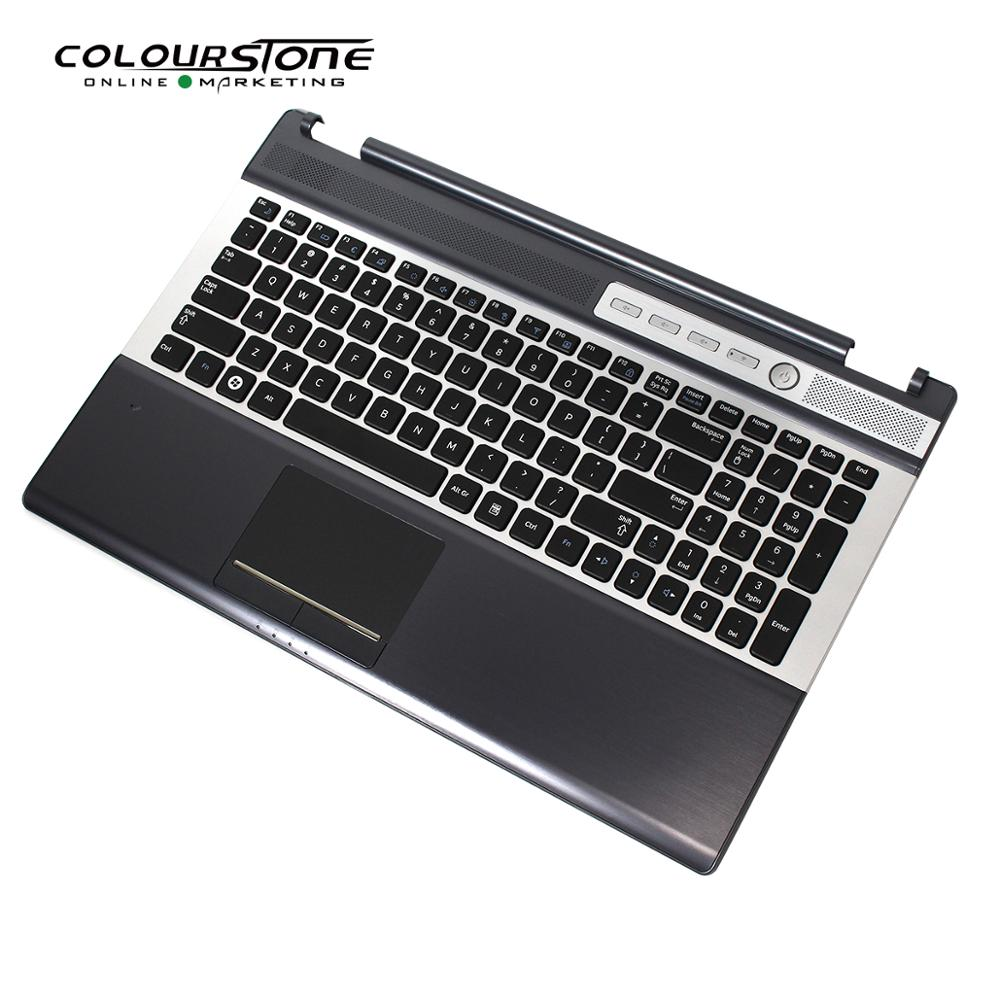 US Language Laptop Keyboard RF511 Laptop Part For Samsung RF510 With C Cover