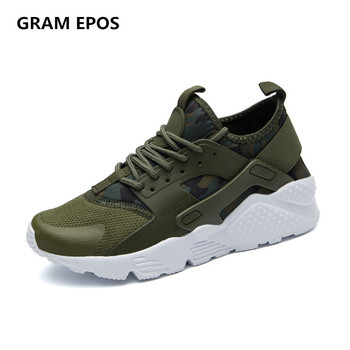 GRAM EPOS Unisex Plus size 46 47 Autumn Summer Casual Shoes Men Lightweight Botas Shoes Basket Femme Male Shoes Chaussure Homme tênis masculino lançamento 2019