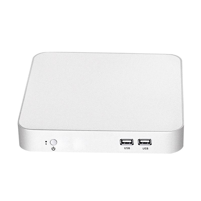 Image 2 - Intel Core Mini PC i7 7500U i5 7200U i3 7100U Windows 10 Linux 4K UHD Gaming PC HTPC HDMI VGA 300M WiFi Gigabit Ethernet 6xUSB-in Mini PC from Computer & Office