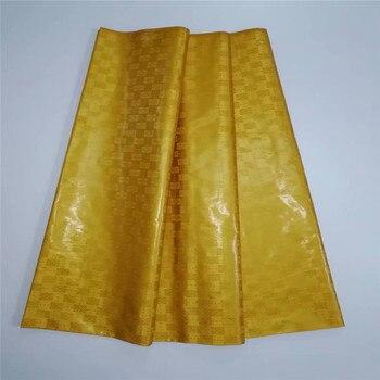 Bazin Riche Africa Party Garment Fabric New Cotton Damask Shadda Guinea Brocade Similar to Getzner for wedding dress yc79-53