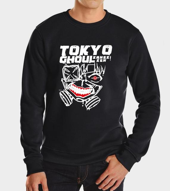 Tokyo Ghoul Male Sweatshirt Tracksuit
