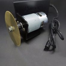 24V DC Motor + 50mm Blade With Power Adapter Accessories For Mini Lathe Table Saw Eletric Saw Bench Cutting Machine Woodworking