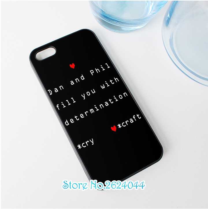 Dan And Phil Iphone S Case