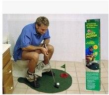 Mini Golf field for Bathroom Play