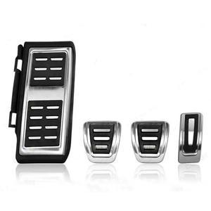 Image 3 - Accessoire pour pédales, couvercle daccélérateur, frein et embrayage, pour repos du pied, pour VW Golf 7 GTi MK7, Seat Leon Octavia A7 Rapid, Audi A3 8V Passat VIII