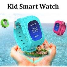 Q50 kinder Armbanduhr Smartphone kind smart uhr GPRS GPS Locator Tracker Anti-verlorene Smartwatch Kind Schutz für iOS Android