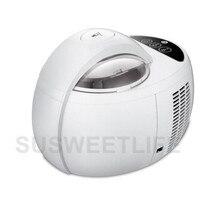 цена на home automatic  mini ice cream machine household intelligent SELF-COLD DIY ice cream maker 1L