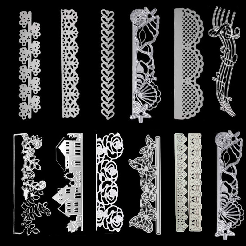 Star Moon DIY Metal Cutting Dies Stencil Scrapbooking Photo Album Stamp Crafts