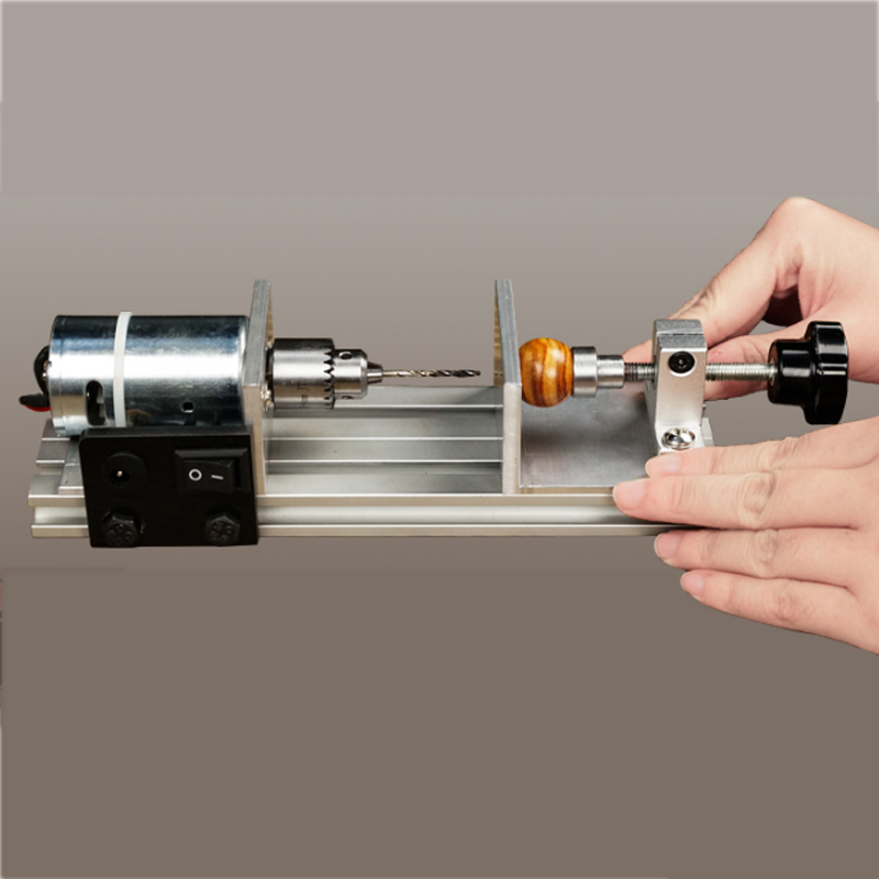 Купить с кэшбэком played the beads of the pearl of the machine barrel beads amber ring hole drilling tool