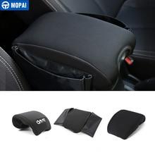 MOPAI многофункциональный сиденье для салона автомобиля подлокотниками накладки на коробку украшения Обложка для Jeep Wrangler JK 2007-2017 Автоаксессуары Стайлинг