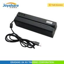 MSR 606 USB MSR card reader writer Compatiable MSR206 MSR605 MSR609 MSRX6 with software