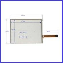 TR4-084F-09 СООБЩЕНИЕ 8.4 дюймов 4 проводной резистивный Сенсорный Экран 184*140 для промышленного применения МИНДА В ТАЙВАНЕ
