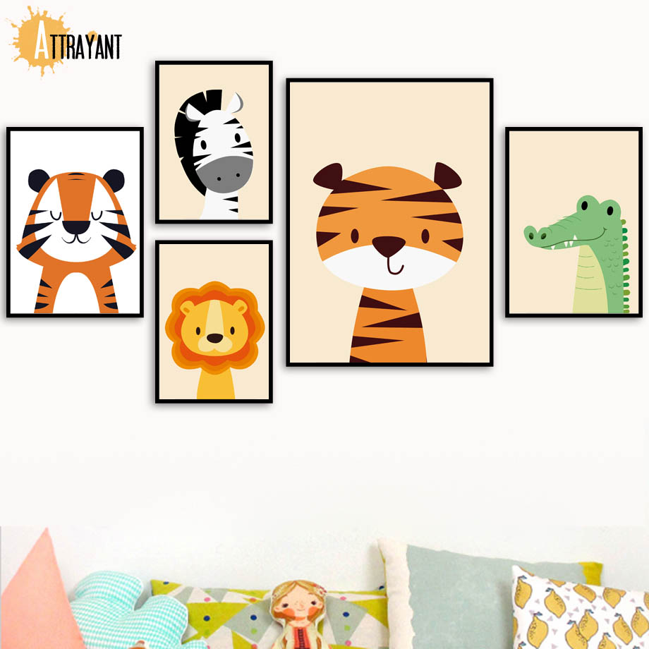 Art, Prints, Posters, Tiger, Baby, Pictures