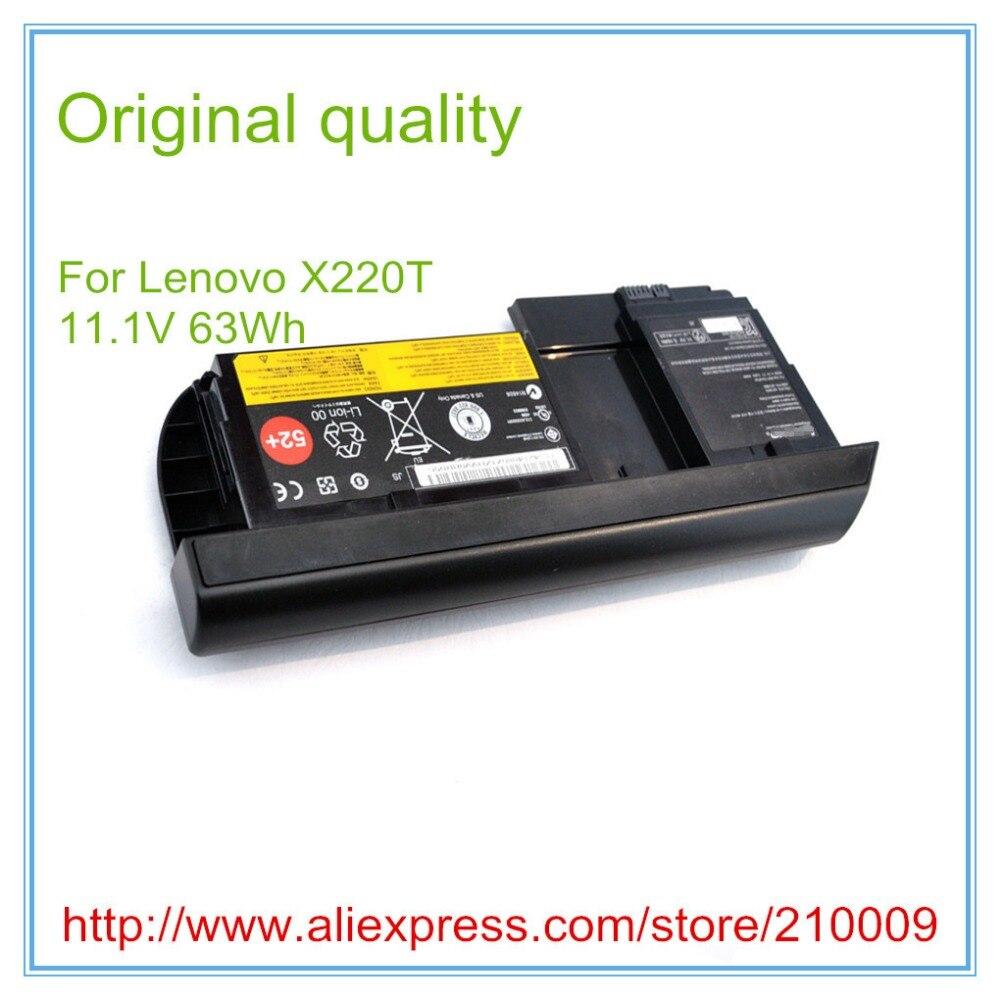 סוללה מקורית X220 Tablet X220 Tablet 4294X220 T, 42T4881 42T4882 63WH
