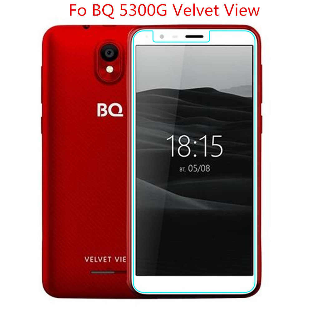 Tempered Glass For BQ 5300G Velvet View Glass on Phone Film Protective Screen Protector For BQ 5300G Velvet View Glass