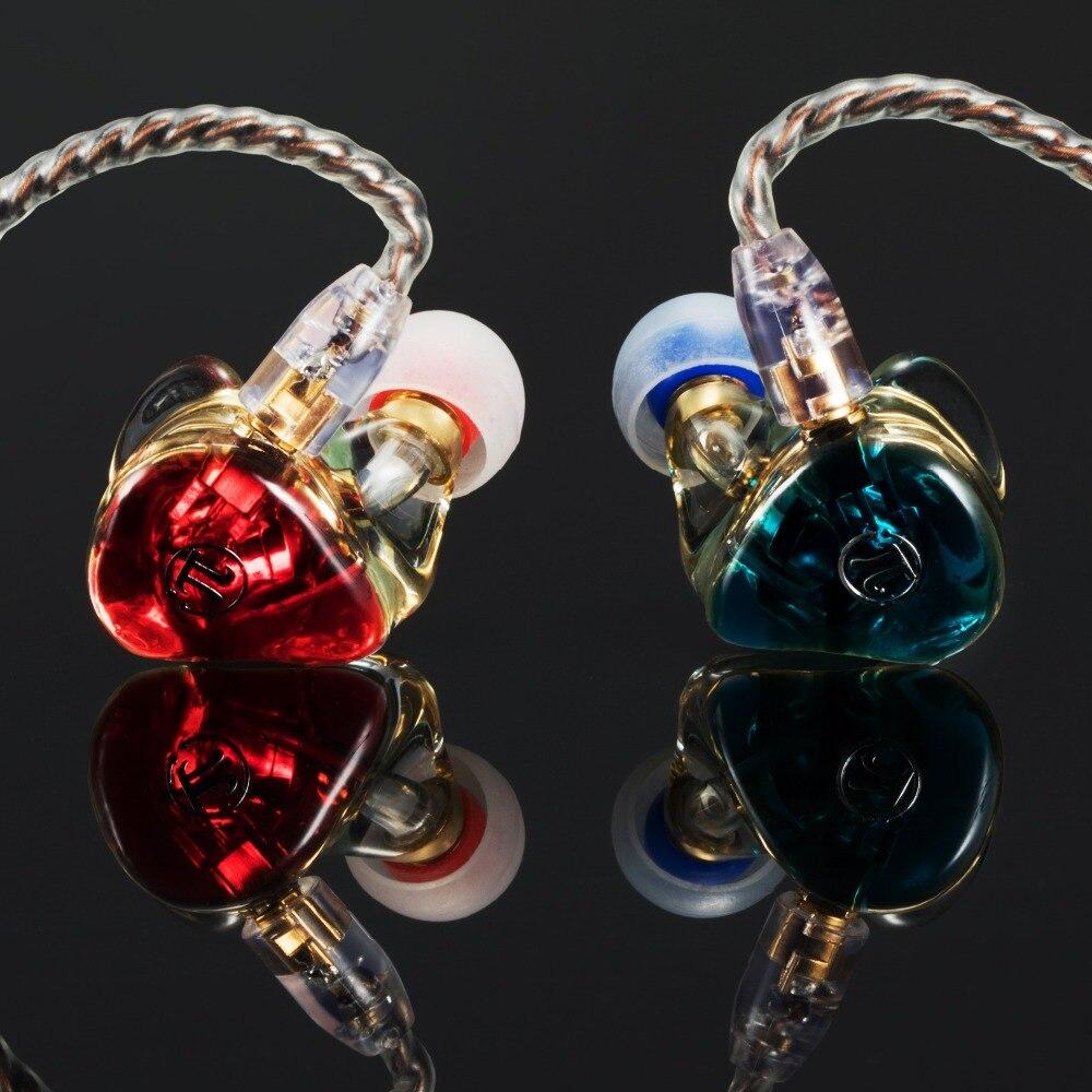 NEW 3.14 Pai Audio DR2 Dynamic In-ear Earphones HiFi In-ear Monitors