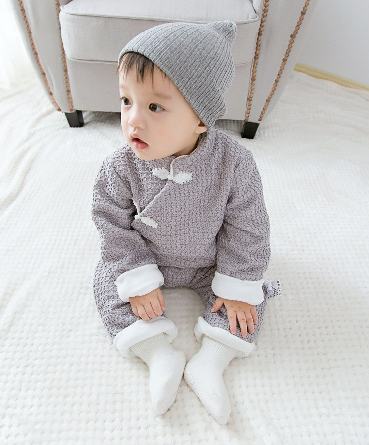 Baby winter rompers (1)
