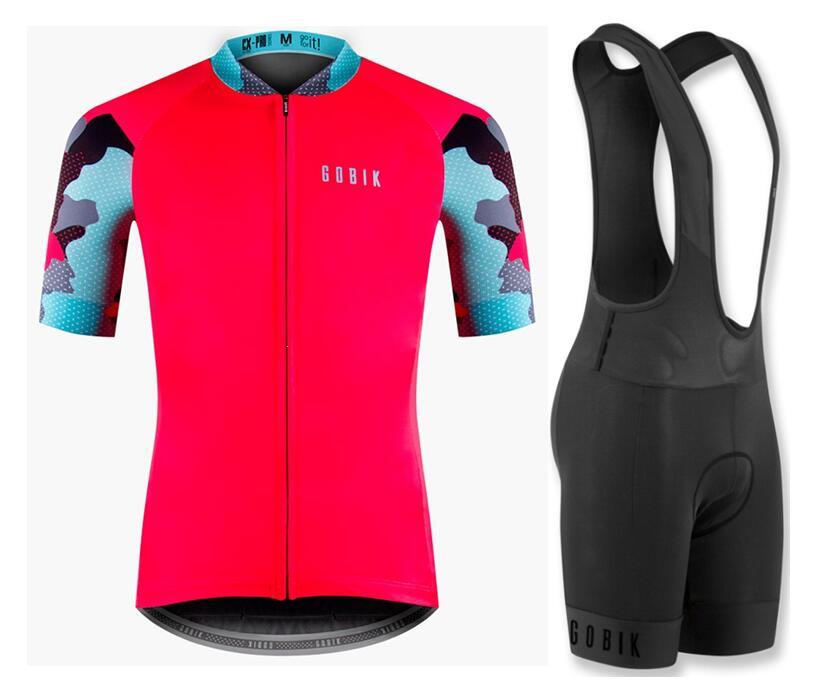 Best quality Pro team high quality cycling jersey short sleeve and bib short kit 4D gel pad mtb bycicle bike cycling set