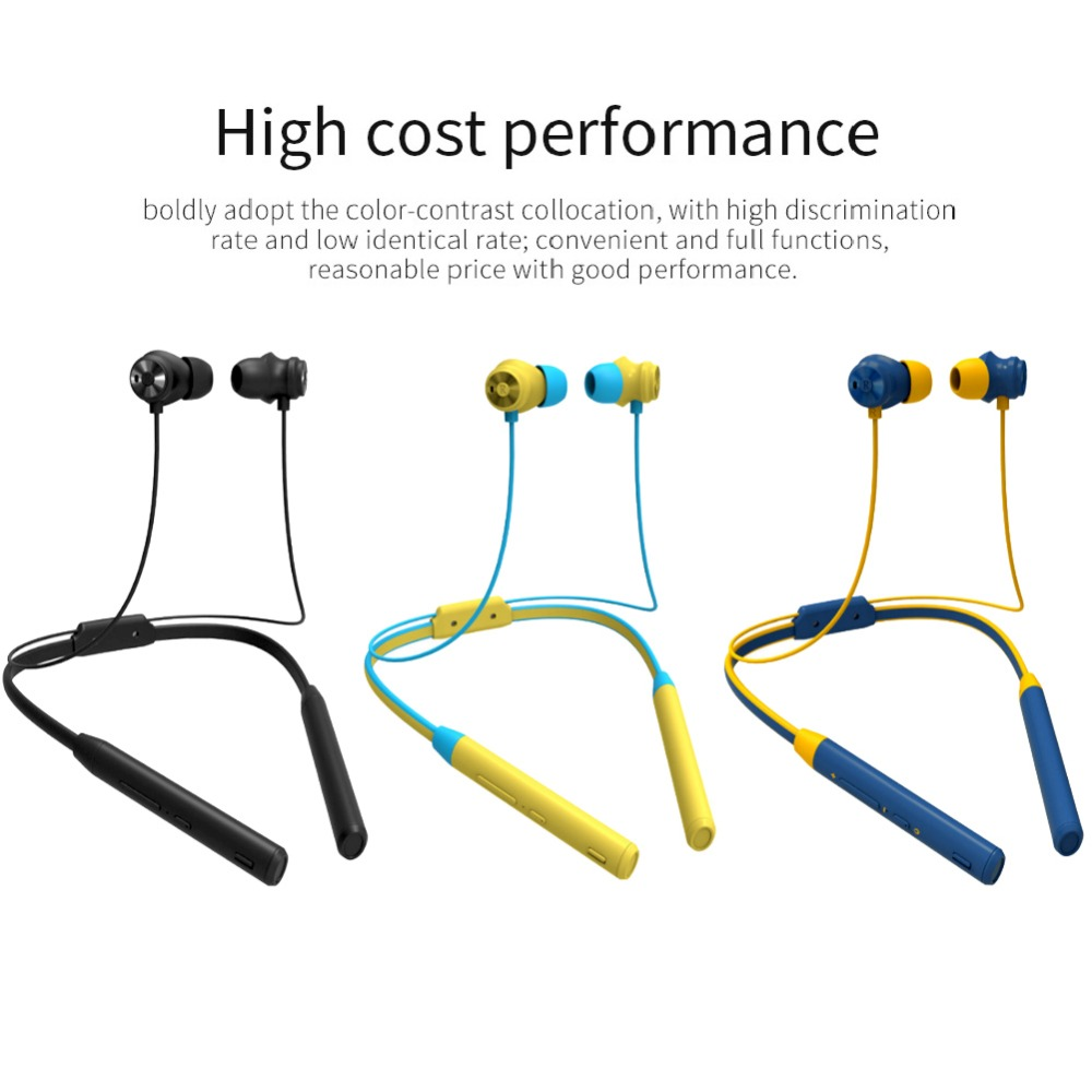Bluedio TN2 Sport Aktive <font><b>Noise</b></font> <font><b>Cancelling</b></font> <font><b>Wireless</b></font> Bluetooth Kopfhörer Headset image