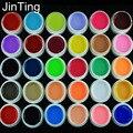 30 Pure Color Nail Gel Art UV gel Manicure set For Builder Polish Lamp NG253Y