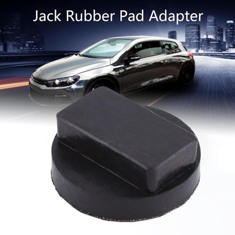 Car Rubber Jack Pad Frame Protector Guard Adapter Jacking Disk Pad Tool Jack Pad
