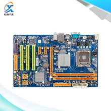BIOSTAR P43D3 Original Used Desktop Motherboard Intel P43 LGA 775 DDR3 4G SATA2 USB2.0 ATX