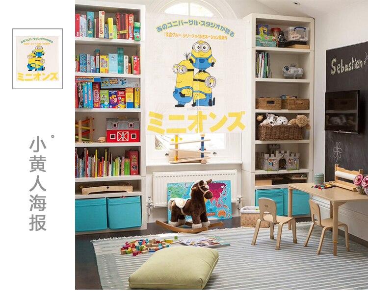 Japan Stil Cartoon Kinder Baumwolle Japanischen Tur Vorhang Dekoration Hangen Schlafzimmer Wohnzimmer Kuche Home Bar Kaffeehaus In
