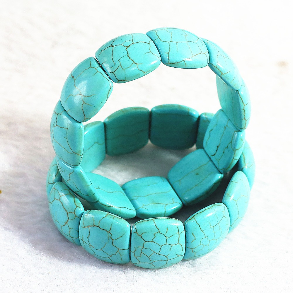 Blue Calaite Turquoises...
