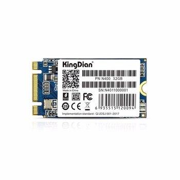 KingDian M.2 32GB  SSD Internal Solid State Hard Drive Disk NGFF for PC Desktop Laptop 491/388MB/S