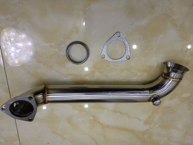 Turbo Exhaust Pipe For Clubman S R55 Cooper S R56 Jcw R57 R58 R59