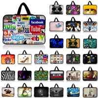 10 12 13.3 14 15.4  17.3 15.6 Inch Computer Laptop Notebook Tablet Bag Case unisex men women Laptop Bag For Macbook ASUS Dell HP