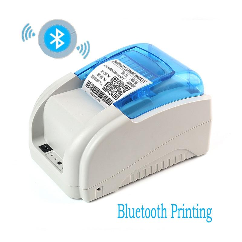 DIY Qr Code Barcode Label Printers Thermal Printers Barcode Printers WiFi Bluetooth Wireless Remote Printer any Language Machine