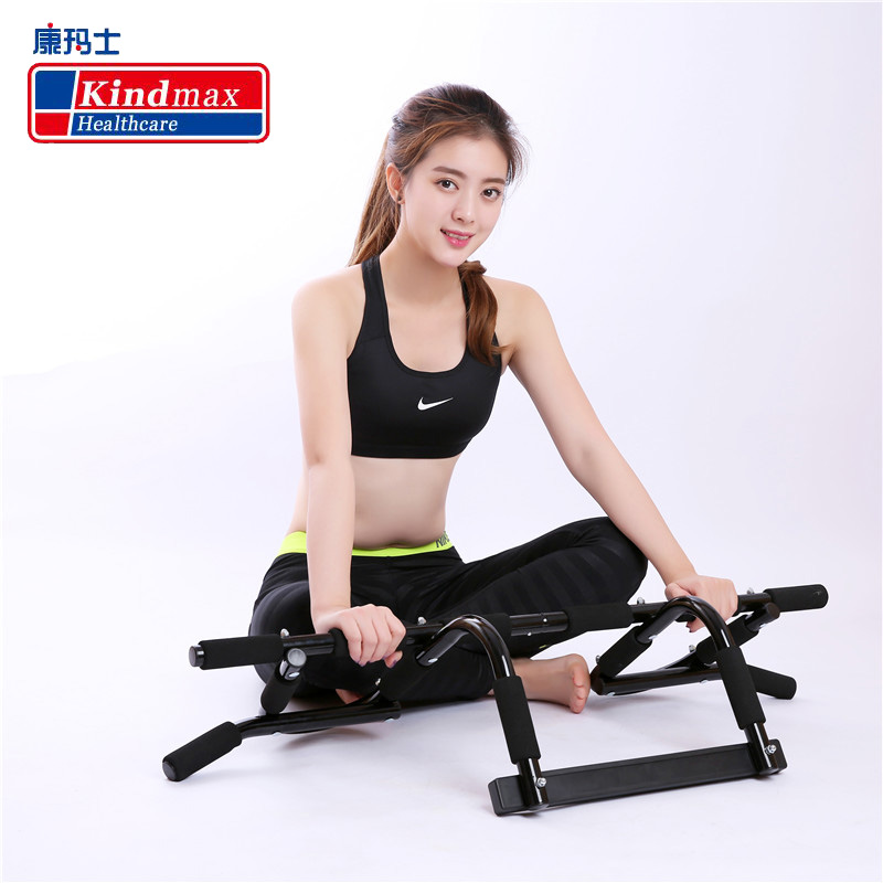 Kindmax Multi function Pull Up Bar Door Home Gym Horizontal Bar Chin Up Bicep Blaster Total Upper Body Workout Fitness Exercise - 3