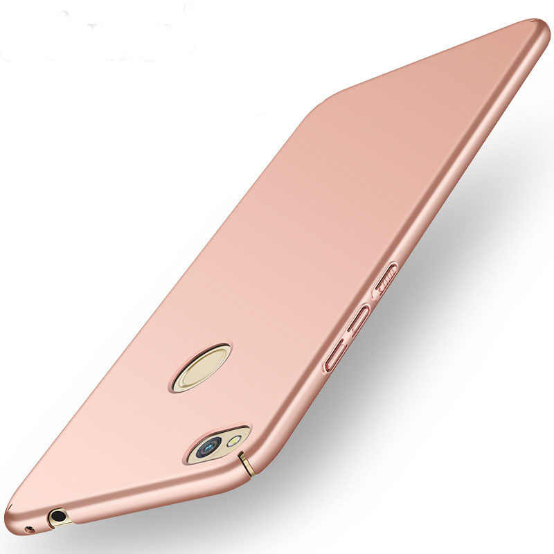 Luxury Matte Cover For HuaWei P8 Lite 2017 Case Hard Coque For Huawei Honor 8 Lite Case For Huawei P9 Lite 2017 Case Slim Cover