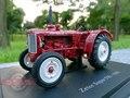 UH 1:43 Zetor Супер 550 модель трактора сплава Редкие коллекция модель
