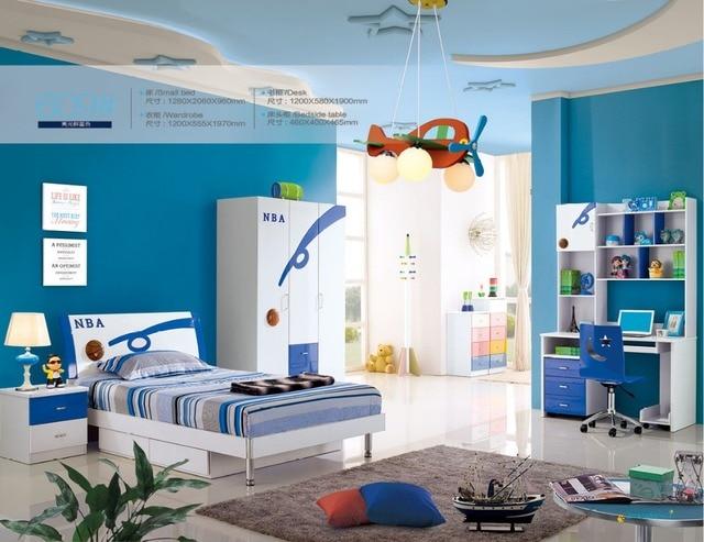 2018 Literas Bunk Beds Limited Hot Sale Wood Childrens With Stairs Camas Kindergarten Furniture Basketball Bedroom Set