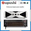 Профессиональный усилитель мощности OUPUSHI X10 2000 Вт  усилитель производительности для караоке