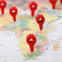 40 шт. маркеры для карт Деревянный Рисунок фото стены шпильки пробковая доска шпильки Thumbtack Pushpins инструмент для рисования