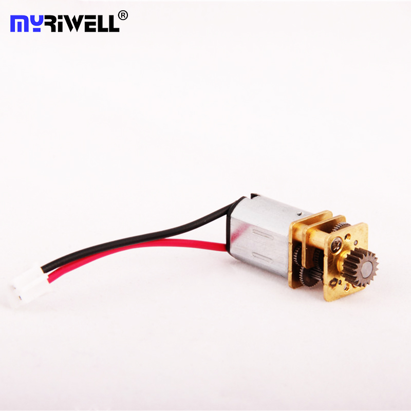 RP-100B/RP-100A 3D Printing Pen Extruder 12V 100RPM Mini DC Metal Gear Motor With Gearwheel For Free Shipping