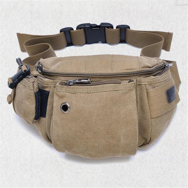 Multi-Função de movimento Ocasional Das Mulheres Dos Homens Da Cintura Saco de Viagem Da Lona Moda Pequeno Saco peito Saco de Viagem dos homens da Marca Caso chave B183