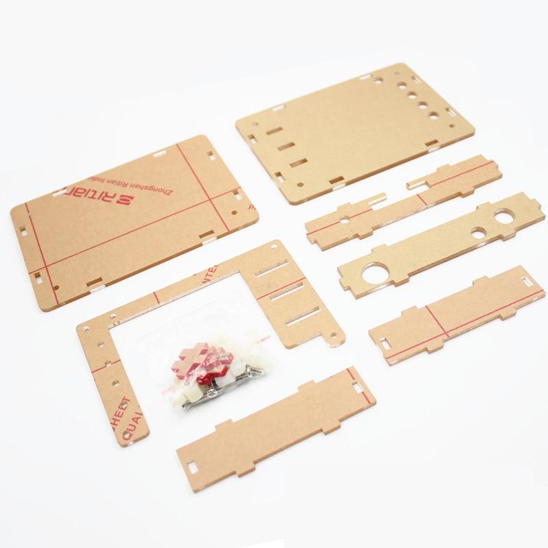 DIY Case Shell Diy Oscilloscope Kit Cover Parts Cover For DSO FNIRSI-138 Oscilloscope