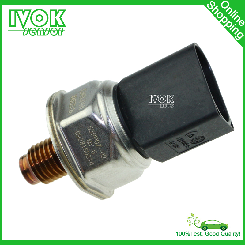 Free Shipping Fuel Rail High Pressure Sensor For Mercedes Benz Kia Carnival Sedona Bongo 3 J3