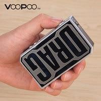 Original VOOPOO DRAG 157W TC Box MOD With US GENE Chip Temperature Control E Cigarette 157W