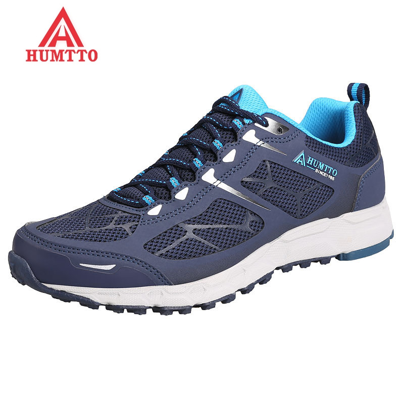 HUMTTO Summer Running Shoes Men Professional Marathon Light Man Sneakers Lace-up Breathable Cushioning Sport Jogging Shoes bmai running shoes men women cushioning professional marathon 21km breathable ultralight athletic outdoor sport sneakers lovers